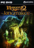 Majesty 2: Kingmaker Windows Front Cover