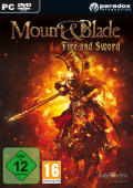 Mount&Blade: With Fire and Sword Windows Front Cover
