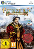 Patrician IV: Rise of a Dynasty Windows Front Cover