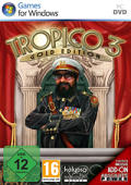 Tropico 3: Gold Edition Windows Front Cover