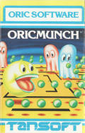 Oricmunch Oric Front Cover