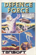 Defence Force Oric Front Cover