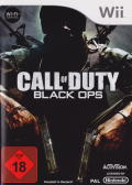 Call of Duty: Black Ops Wii Front Cover