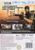 Call of Duty: Black Ops Wii Back Cover