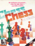 Chess Oric Front Cover