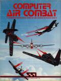 Computer Air Combat Apple II Front Cover