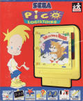 Tails and the Music Maker SEGA Pico Front Cover
