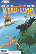 World Games PC Booter Front Cover