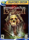 Mystery Case Files: 13th Skull (Collector's Edition) Macintosh Front Cover