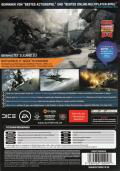 Battlefield 3 (Limited Edition) Windows Back Cover
