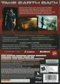 Mass Effect 3 (N7 Collector's Edition) Xbox 360 Back Cover