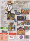 """Spy Fox in """"Dry Cereal"""" Macintosh Back Cover"""