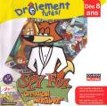 """Spy Fox in """"Dry Cereal"""" Macintosh Other Jewel case - front"""