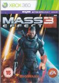 Mass Effect 3 Xbox 360 Front Cover