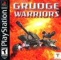 Grudge Warriors PlayStation Front Cover