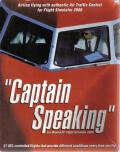 """Captain Speaking"" Windows Front Cover"