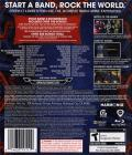 Rock Band 2 PlayStation 3 Back Cover