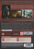 Mass Effect 3 (N7 Collector's Edition) Windows Back Cover