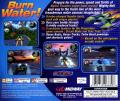 Hydro Thunder PlayStation Back Cover