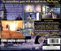Medal of Honor PlayStation Back Cover
