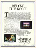 Below the Root Commodore 64 Back Cover