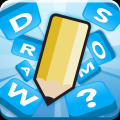 Draw Something iPad Front Cover