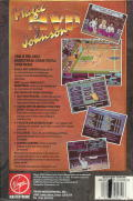 Omni-Play Basketball DOS Back Cover