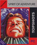 Spirit of Adventure DOS Front Cover