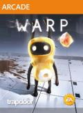 Warp Xbox 360 Front Cover