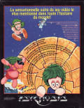 Lemmings 2: The Tribes Amiga Back Cover