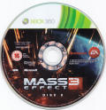 Mass Effect 3 Xbox 360 Media Disc 2