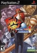 Fatal Fury: Battle Archives Volume 1 PlayStation 2 Front Cover