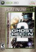 Tom Clancy's Ghost Recon: Advanced Warfighter 2 Xbox 360 Front Cover