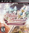 Atelier Rorona: The Alchemist of Arland PlayStation 3 Front Cover