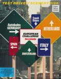 Test Drive II Scenery Disk: European Challenge DOS Front Cover