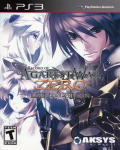 Record of Agarest War Zero (Limited Edition) PlayStation 3 Front Cover