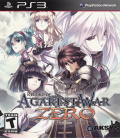 Record of Agarest War Zero (Limited Edition) PlayStation 3 Other Keep Case - Front