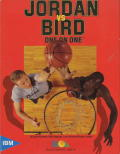Jordan vs Bird: One on One DOS Front Cover
