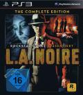 L.A. Noire: The Complete Edition PlayStation 3 Front Cover