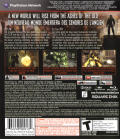 Front Mission Evolved PlayStation 3 Back Cover