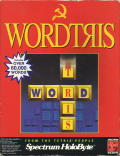 Wordtris  DOS Front Cover