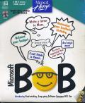 Microsoft Bob (game included) Windows 3.x Front Cover