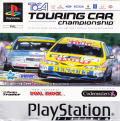TOCA Touring Car Championship PlayStation Front Cover