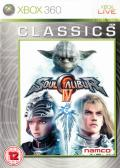 SoulCalibur IV Xbox 360 Front Cover