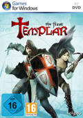 The First Templar Windows Front Cover