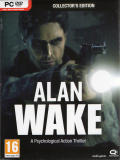 Alan Wake (Collector's Edition) Windows Front Cover