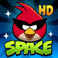 Angry Birds: Space iPad Front Cover