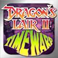 Dragon's Lair II: Time Warp iPhone Front Cover