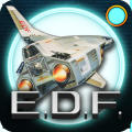 Earth Defense Force iPhone Front Cover