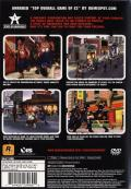 State of Emergency PlayStation 2 Back Cover